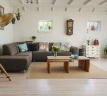 עיצוב פנים למראה נקי ופשוט של הבית