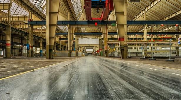בנייה תעשייתית ובניית מפעלים ובניינים לתעשייה