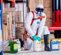 על בגדי בטיחות בעבודה ושינוע חומרים מסוכנים
