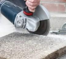 כלי העבודה להם אתם זקוקים עם עבודת ניסור בטון