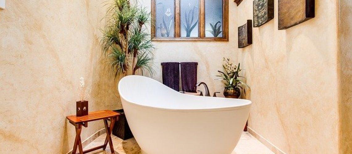 חדר אמבטיה קטן