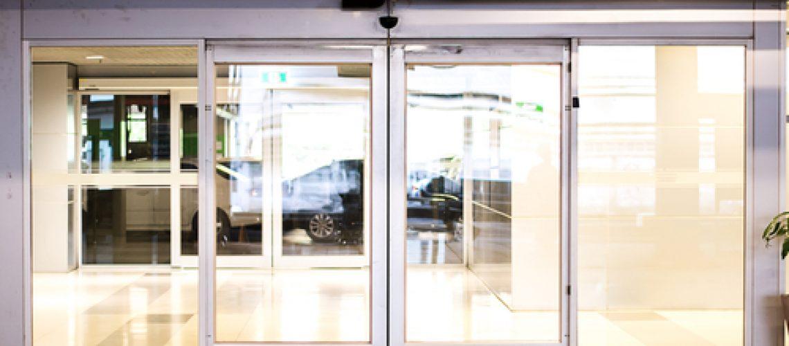 דלתות חשמליות